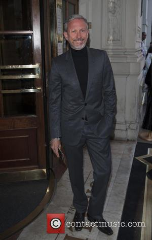 Patrick Cox - Celebrities arrive at the Criterion Restaurant on Piccadilly before attending a screening at Cineworld Haymarket.London, England -...