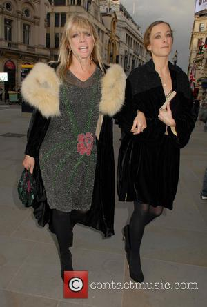 Jo Wood and Leah Wood