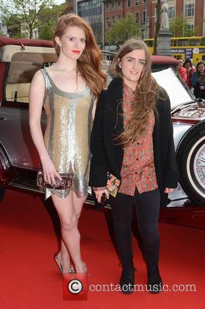 Roisin Murphy and Hannah Mullen - The Irish Premiere of