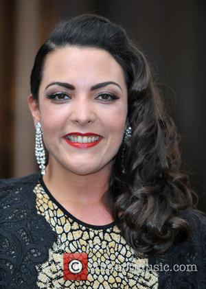 Caro Emerald - Hello! Magazine 25th Birthday Party- Outside Arrivals - London, United Kingdom - Wednesday 15th May 2013
