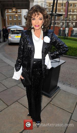 Joan Collins To Star In British Sitcom