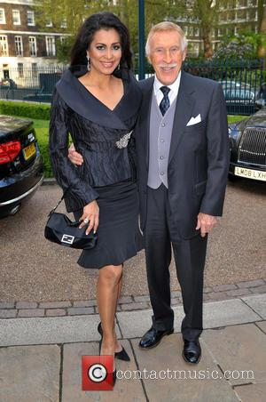 Bruce Forsyth - Hello! Magazine 25th Birthday Party