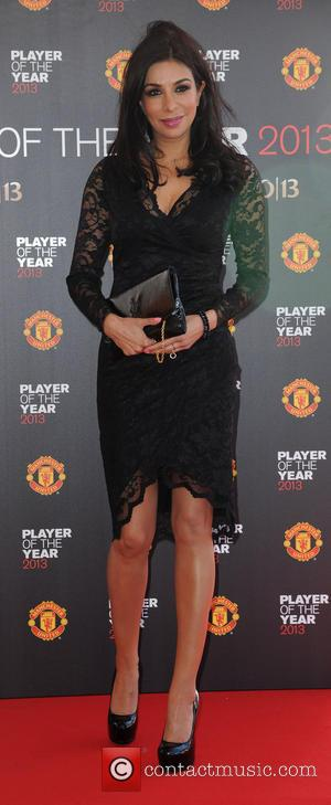 Shobna Gulati - Manchester United Player of the Year Awards held in the Sir Alex Ferguson Stand at Old Trafford...