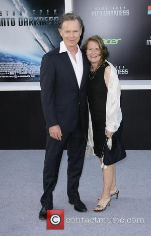Bruce Greenwood and Susan Devlin - Los Angeles Premiere of Paramount Pictures'