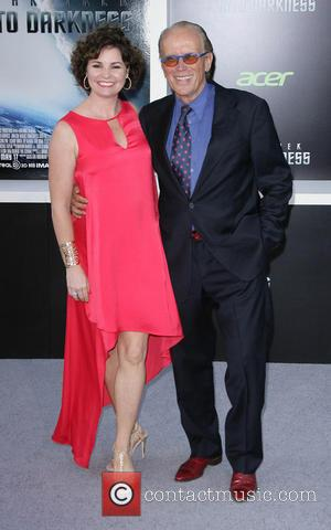 Peter Weller and Wife Shari Stowe