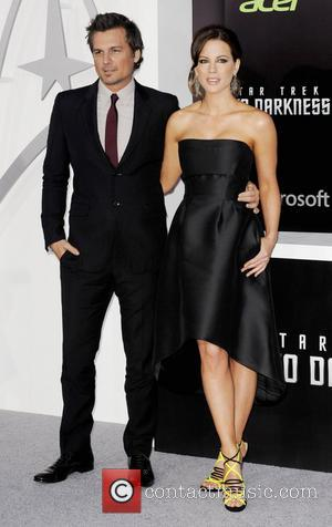 Len Wiseman and Kate Beckinsale - Los Angeles Premiere of Paramount Pictures' 'Star Trek Into Darkness' held at the Dolby...