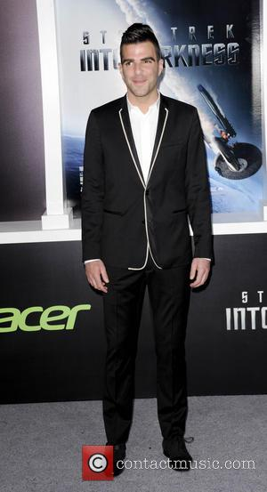 Zachary Quinto - Los Angeles Premiere of Paramount Pictures' 'Star Trek Into Darkness' held at the Dolby Theater in Hollywood...