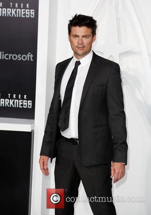 Karl Urban - Los Angeles Premiere of Paramount Pictures' 'Star Trek Into Darkness' held at the Dolby Theater in Hollywood...