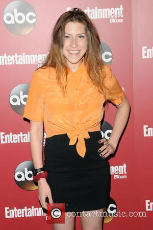 Eden Sher - Entertainment Weekly and ABC - TV Upfronts Party at the General - Arrivals - Manhattan, NY, United...
