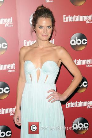 Maggie Lawson - Entertainment Weekly and ABC - TV Upfronts Party at the General - Arrivals - Manhattan, NY, United...