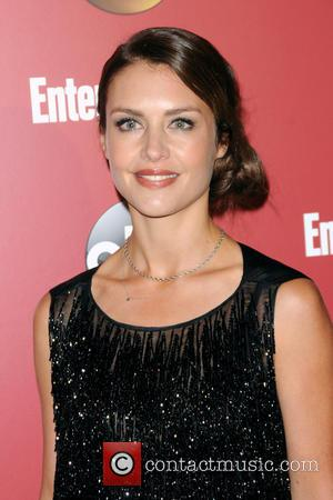 Hannah Ware - Entertainment Weekly and ABC - TV Upfronts Party at the General - Arrivals - Manhattan, NY, United...