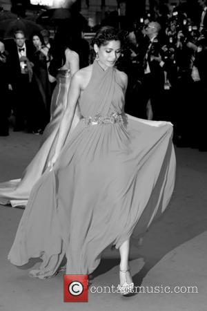 Freida Pinto - 66th Cannes Film Festival - Opening ceremony and Great Gatsby premiere - Cannes, France - Wednesday 15th...