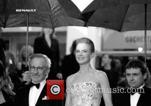 Steven Spielberg and Nicole Kidman - 66th Cannes Film Festival - Opening ceremony and Great Gatsby premiere - Cannes, France...