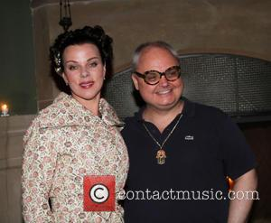 Debi Mazar and Mickey Boardman - Mickey Boardman fundraiser for CITTA at the Soho Grand Hotel - New York, NY,...