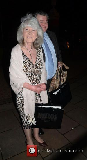 Jilly Cooper - HELLO! Magazine - 25th anniversary party at the Wallace Collection - London, United Kingdom - Wednesday 15th...