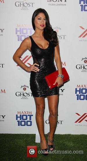 Arianny Celeste - The Maxim Hot 100 Party at Vanguard - Arrivals - Hollywood, California, United States - Wednesday 15th...