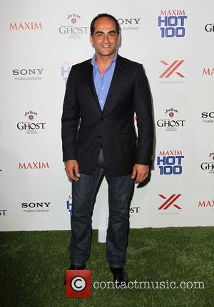 Navid Negahban - The Maxim Hot 100 Party at Vanguard - Arrivals - Hollywood, California, United States - Wednesday 15th...