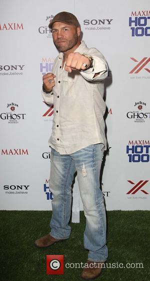 Randy Couture - The Maxim Hot 100 Party at Vanguard - Arrivals - Hollywood, California, United States - Wednesday 15th...