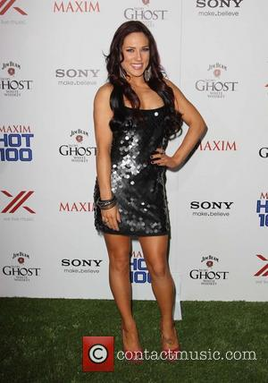 Sharna Burgess - The Maxim Hot 100 Party at Vanguard - Arrivals - Hollywood, California, United States - Wednesday 15th...