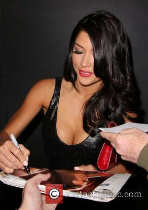 Arianny Celeste - The Maxim Hot 100 Party at Vanguard - Outside Arrivals - Los Angeles, CA, United States -...