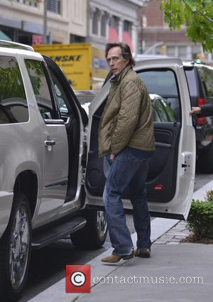 William Fichtner - Celebrities outside their hotels in New York City - New York City, NY, United States - Wednesday...
