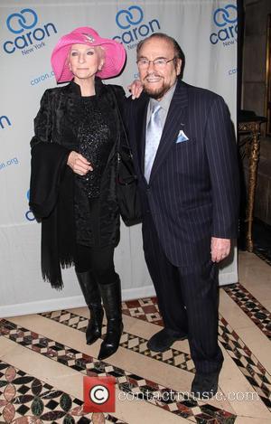 Judy Collins and James Lipton