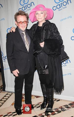 Paul Williams and Judy Collins