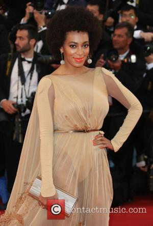 Solange Knowles - 66th Cannes Film Festival - Opening Ceremony at Cannes Film Festival - Cannes, France - Wednesday 15th...