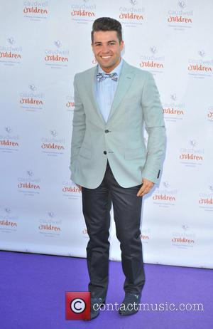 Jo McElderry - Caudwell Children Butterfly Ball held at Battersea Evolution - Arrivals - London, United Kingdom - Thursday 16th...