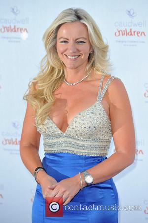 Michelle Mone - Caudwell Children Butterfly Ball held at Battersea Evolution - Arrivals - London, England, United Kingdom - Thursday...