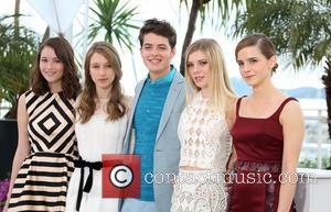 Katie Chang, Taissa Fariga, Israel Broussard, Claire Julien and Emma Watson