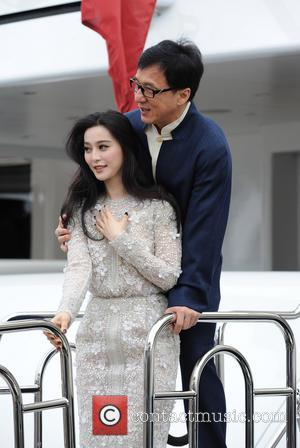 Fan BingBing and Jackie Chan - Celebrities out and about during the 66th Cannes Film Festival - Day 2 -...