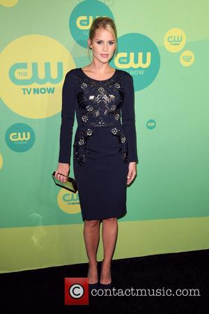 Claire Holt - 2013 CW Upfront Presentation - arrivals - Manhattan, NY, United States - Thursday 16th May 2013