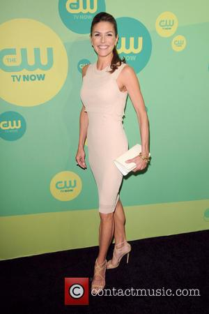 Paige Turco - 2013 CW Upfront Presentation - arrivals - Manhattan, NY, United States - Thursday 16th May 2013
