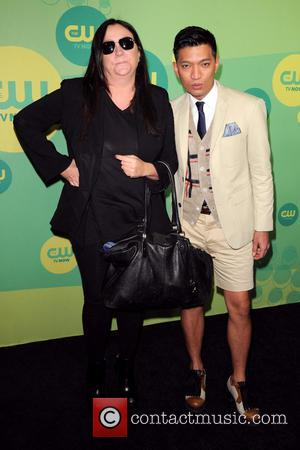 Kelly Cutrone and Brianboy
