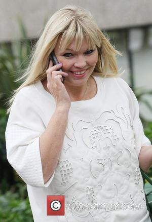 Kate Thornton - Celebrities outside the ITV Studios - London, England, United Kingdom - Thursday 16th May 2013