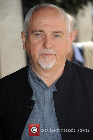 Peter Gabriel Wrote Farewell Notes During Scary Flight