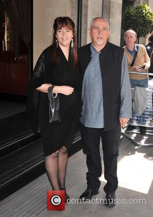 Peter Gabriel and Guest