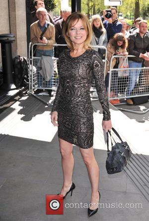 Geri Halliwell - The Ivor Novello Awards held at the Grosvenor House - Arrivals - London, United Kingdom - Thursday...