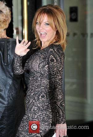 Geri Halliwell Live Performance on Australian Show Is Hilarious [Video]