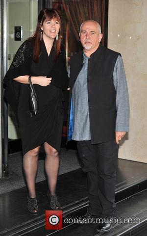 Peter Gabriel - The Ivor Novello Awards held at the Grosvenor House - Arrivals - London, United Kingdom - Thursday...