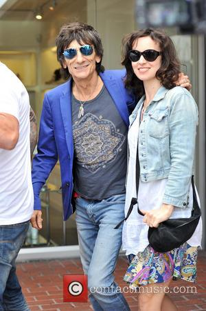 Fred Segal, Ronnie Wood