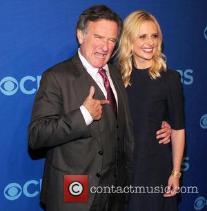 Robin Williams - CBS Upfront 2013