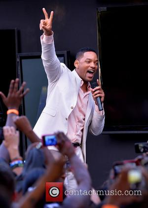 Will Smith Admits He's Spent Studio Time With Kanye West