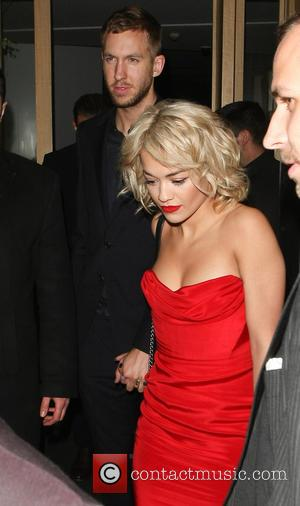 Who Knew Rita Ora Was Dating Dj Calvin Harris? [Pictures]