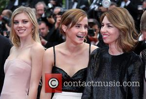 Claire Julien, Emma Watson and Sophia Coppola