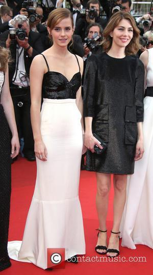 Sofia Coppola and Emma Watson