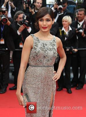 Freida Pinto - 66th Cannes Film Festival - The Bling Ring premiere - Cannes, France - Thursday 16th May 2013