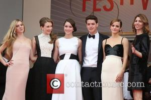 Katie Chang, Taissa Fariga, Israel Broussard, Claire Julien, Emma Watson and Sofia Coppola