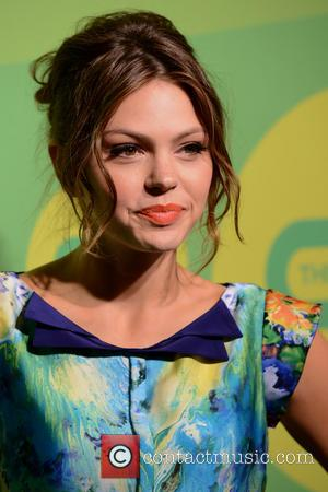 Aimee Teegarden - The CW Network's New York 2013 Upfront Presentation at The London Hotel - New York City, Manhatten,...